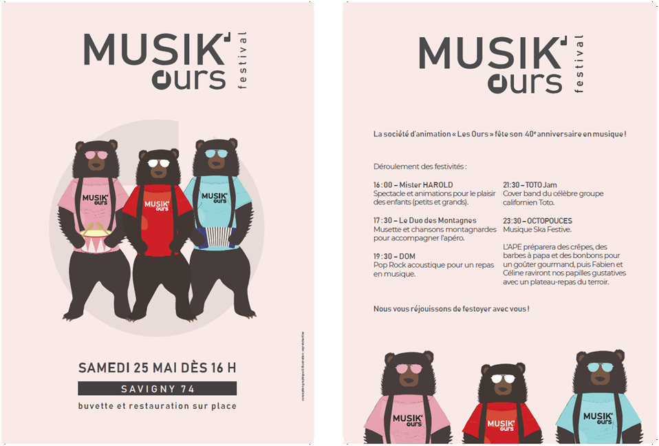 musik ours